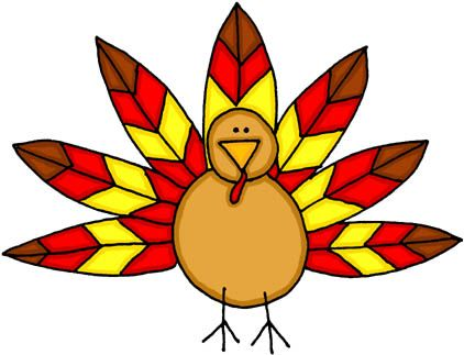 Cute Turkey Clipart Black And White Free Clipart