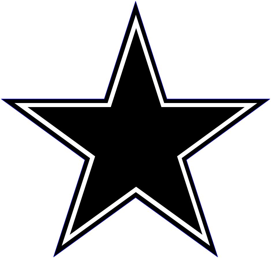 Dallas Cowboys Star Outline Images