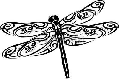 25 FREE Dragonfly Clip Art Drawings and Colorful Images