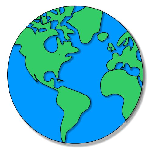 Earth Clip Art Best Clip Art Blog