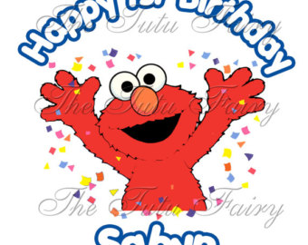 Elmo 2nd Birthday Clipart Free Clip Art Images