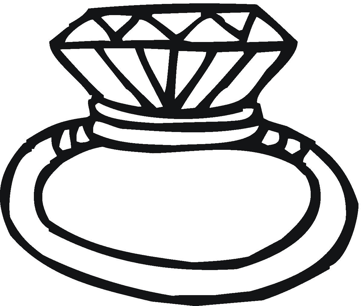 Best Engagement Ring Clipart #2843 - Clipartion.com