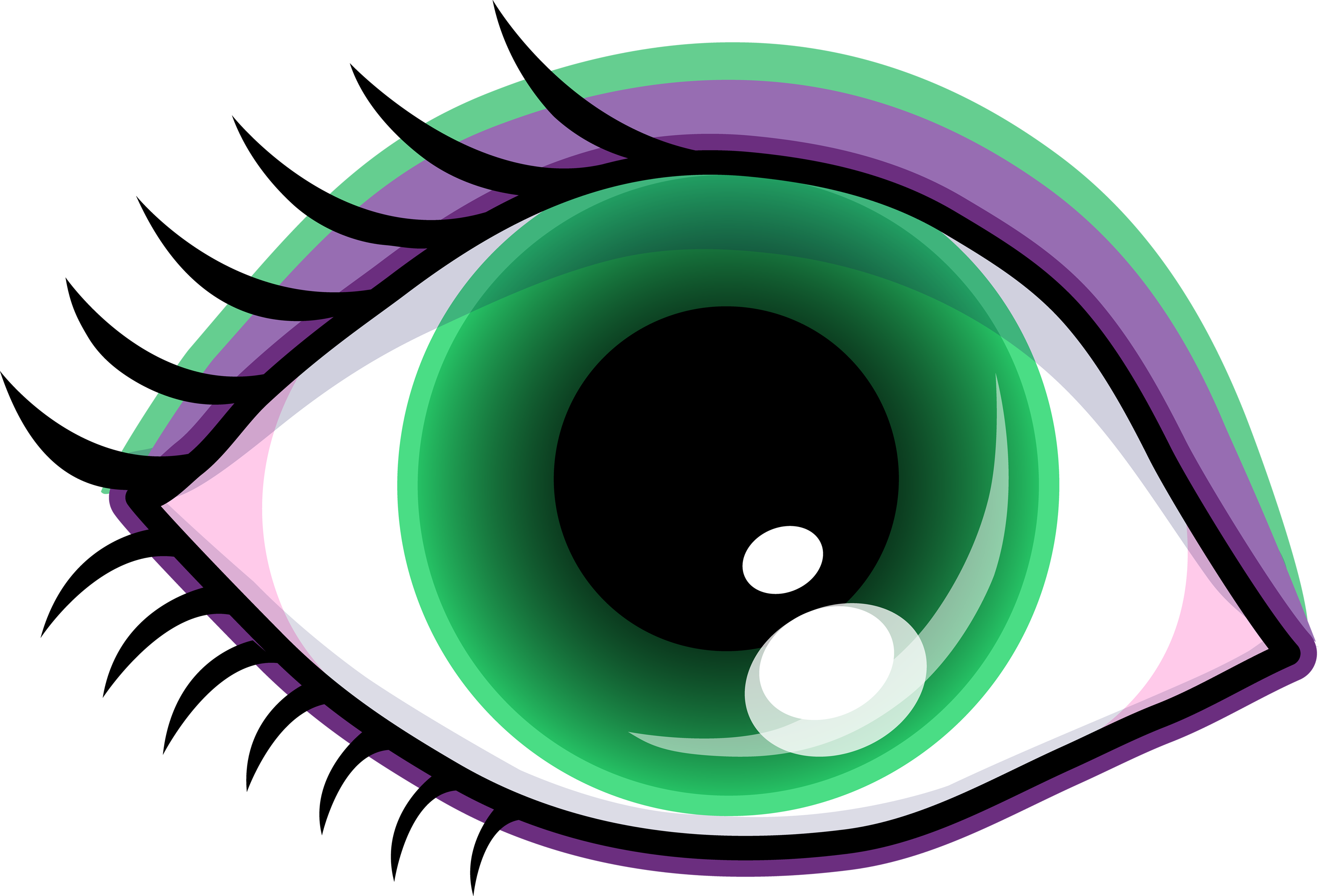 Eye Clipart - Clipartion.com