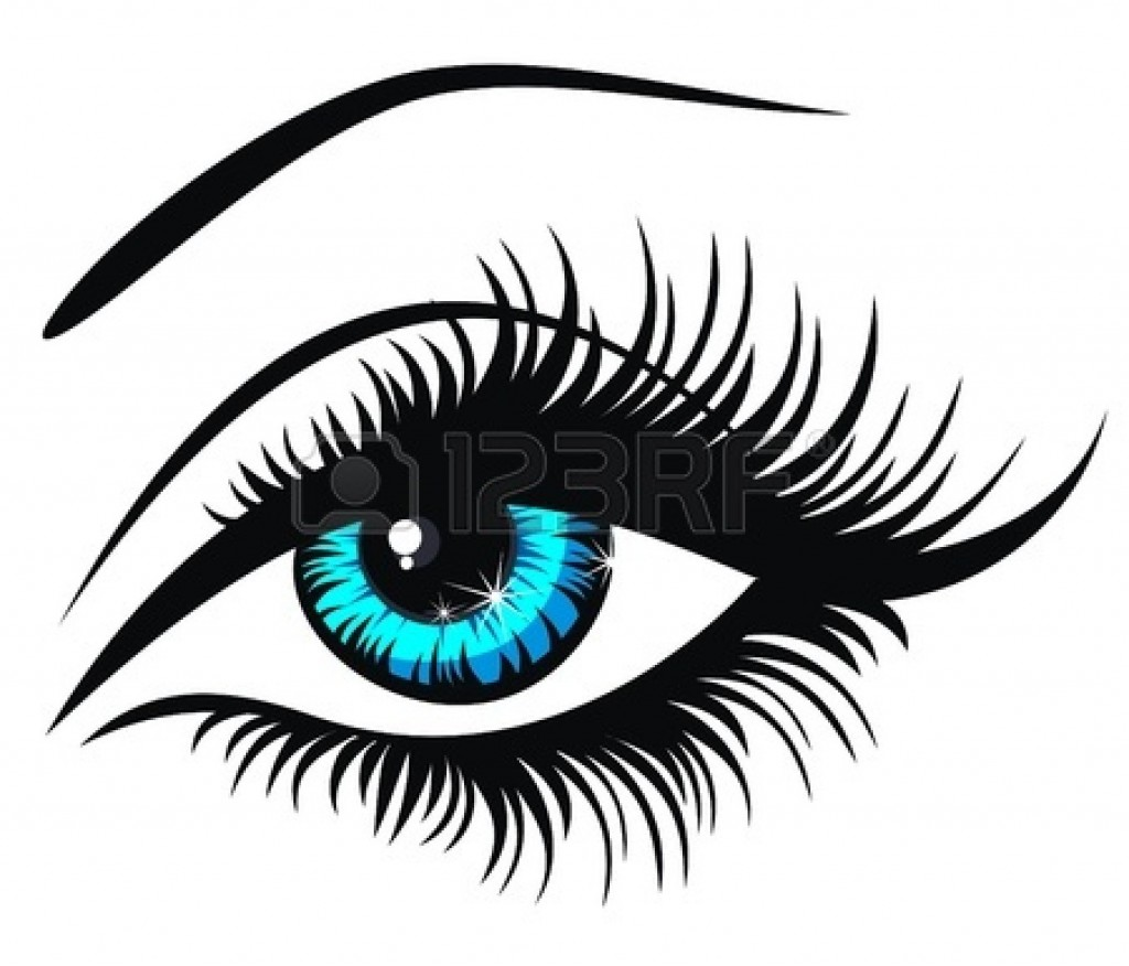 Eye Clipart Black And White Free Clipart Images