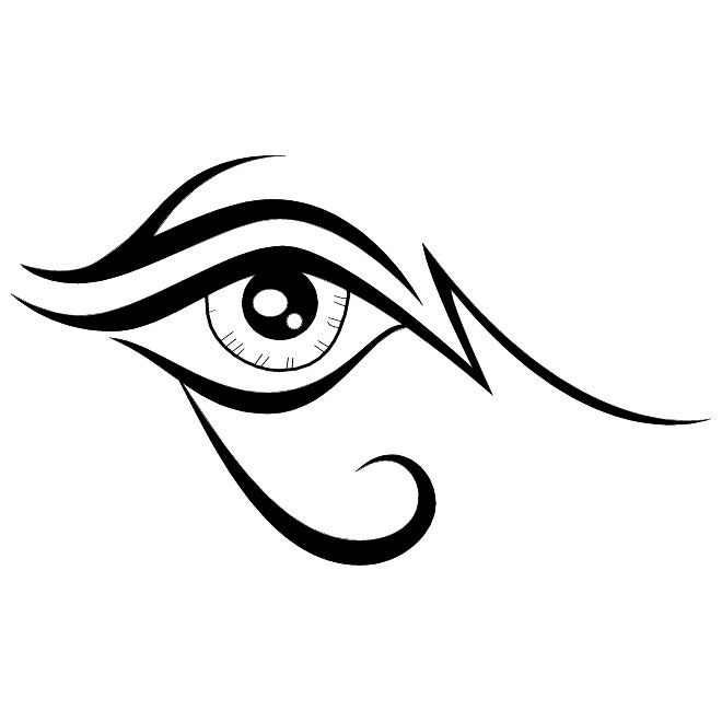 Eye Free Clip Art Free Vector Freevectors