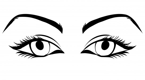 Eyes Of Woman Clipart Free Stock Photo Public Domain Pictures: clipartion.com/free-clipart-eye-clipart