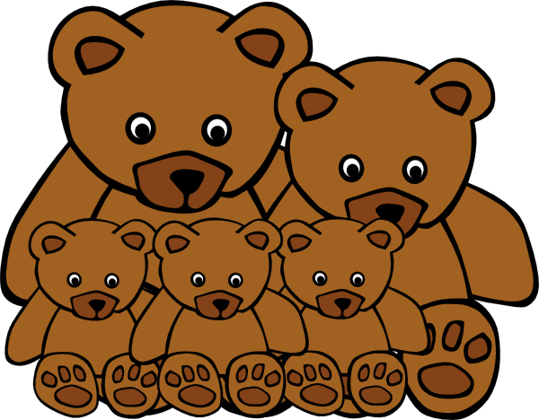Family Large Size Clipart Free Clip Art Images