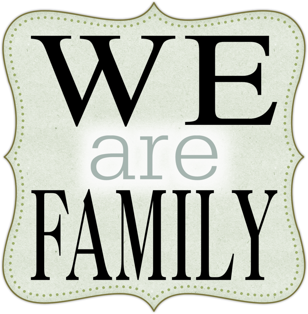 Family Word Clipart Free Clipart Images