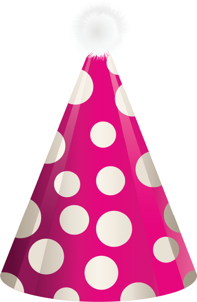 Birthday Hat Png - Clipartion.com