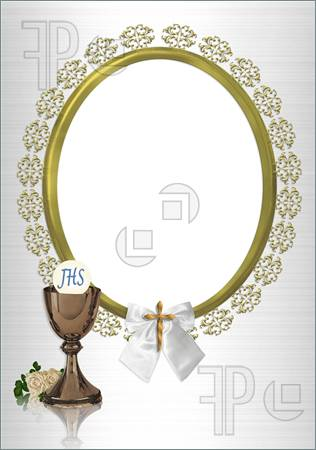 First Communion Frame 0