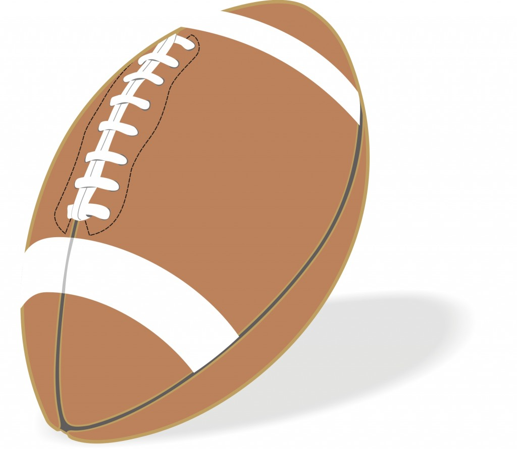 Football Clip Art Sports Cleanclipart