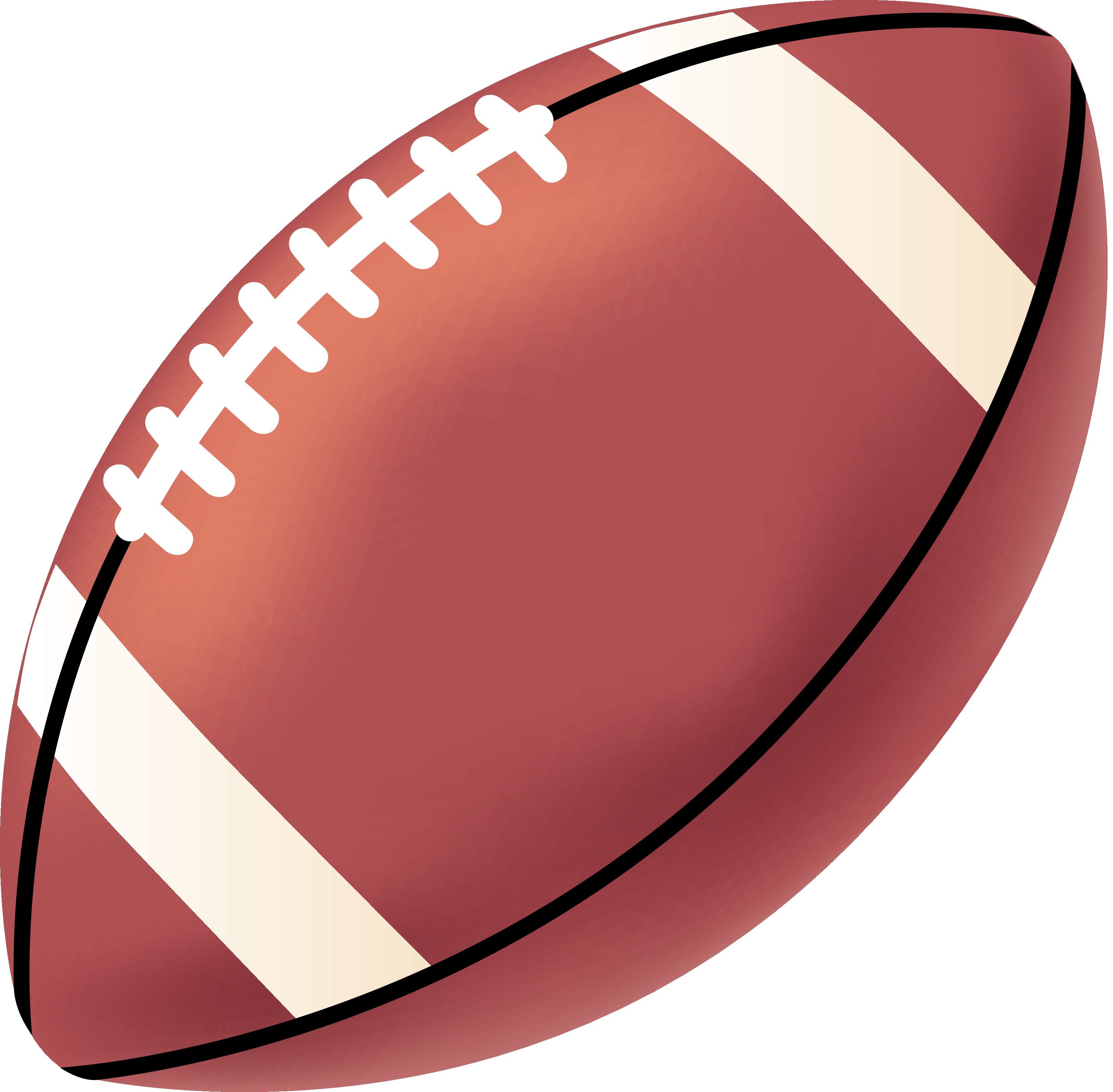 Best Football Clipart #757 - Clipartion.com
