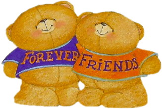 Forever Friends Clip Art