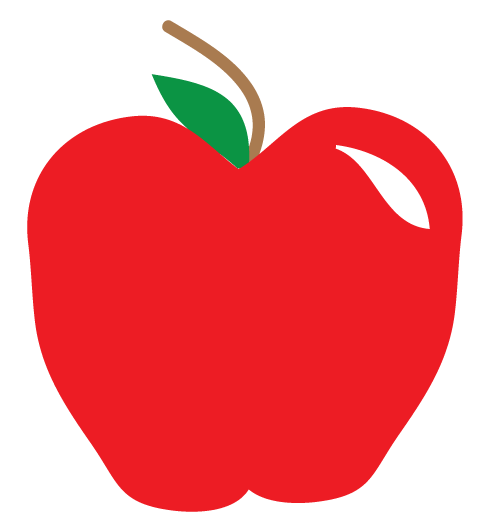 Free Apple Clipart And Printables For Art Projects Teachers And