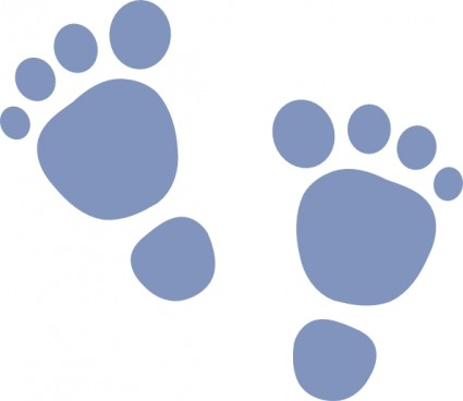 Free Baby Feet Clip Art Free Vector For Free Download About 3