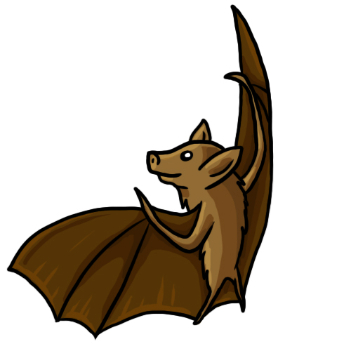 Free Bat Clip Art Drawings And Colorful Images