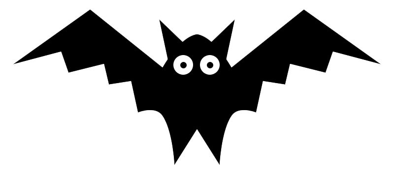 Free Cartoon Bat Clip Art