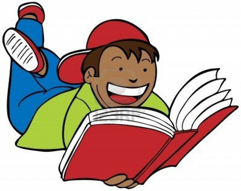 Free Clip Art Children Reading Books Free