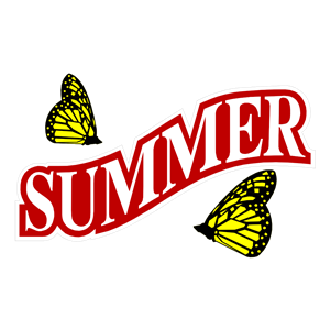 Free Clipart Of Summer
