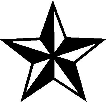 Best Star Outline #2006 - Clipartion.com