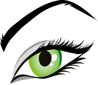 Free Eye Clipart Clipart Picture Of
