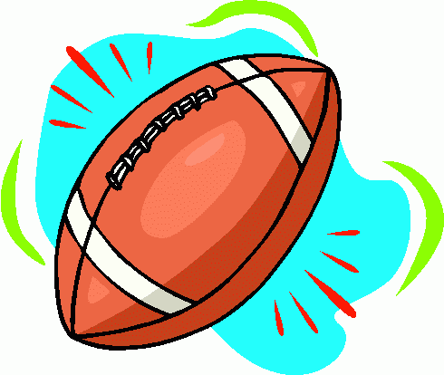 Free Football Clipart For Junior High Kids Free