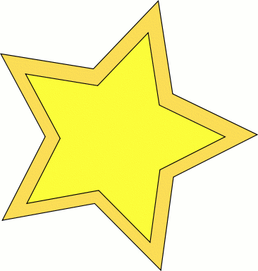 Free Gold Star Clipart Public Domain Gold Star Clip Art Images