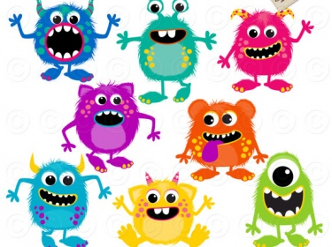 Free Monster Clipart Free Clip Art Images