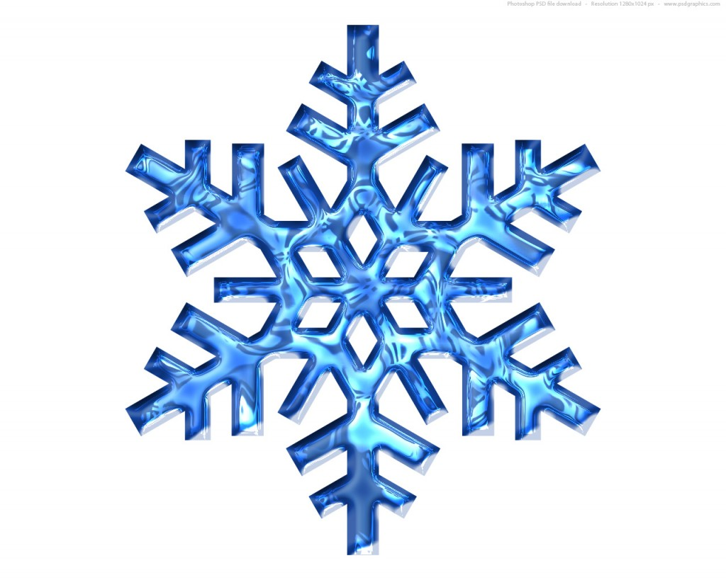 Free Snowflake Clipart Images