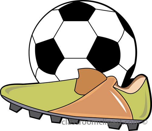 Free Sports Soccer Clipart Clip Art Pictures Graphics