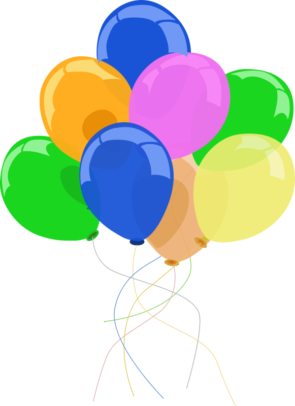 Free To Use Amp Public Domain Balloon Clip Art