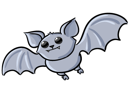 Free To Use Amp Public Domain Bat Clip Art