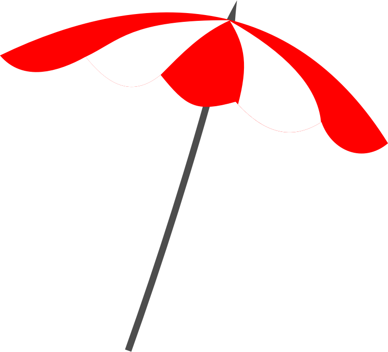 Free To Use Amp Public Domain Beach Umbrella Clip Art