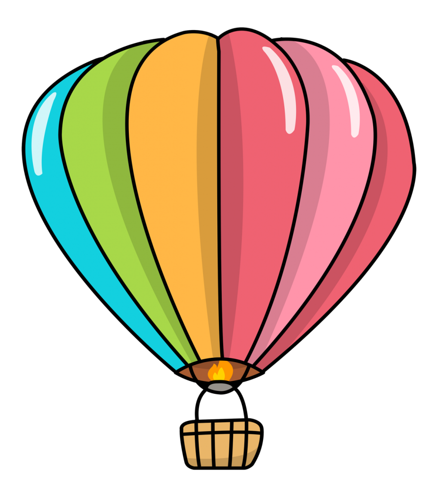 Free To Use Amp Public Domain Hot Air Balloon Clip Art