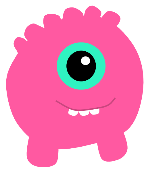 Free To Use Amp Public Domain Monsters Clip Art Page 3