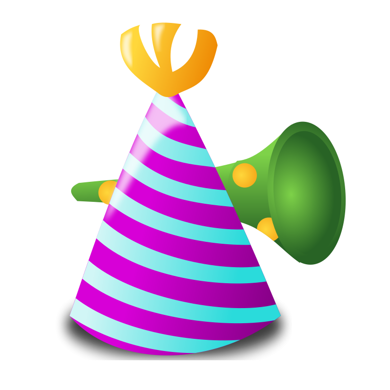Free To Use Amp Public Domain Party Hats Clip Art