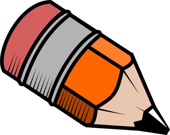 Best Pencil Clipart #4233