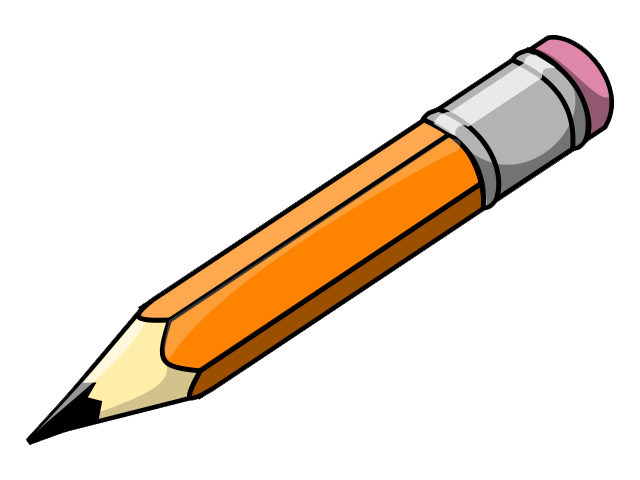 Free To Use Amp Public Domain Pencil Clip Art
