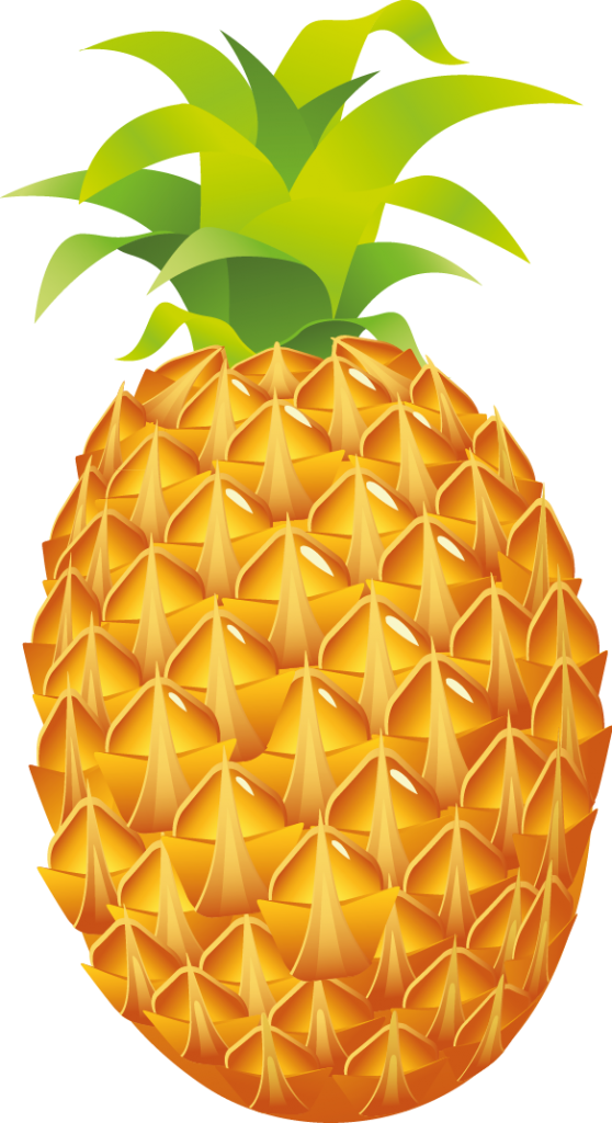 Free To Use Amp Public Domain Pineapple Clip Art