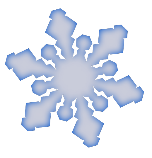 Free To Use Amp Public Domain Snowflakes Clip Art Page 2