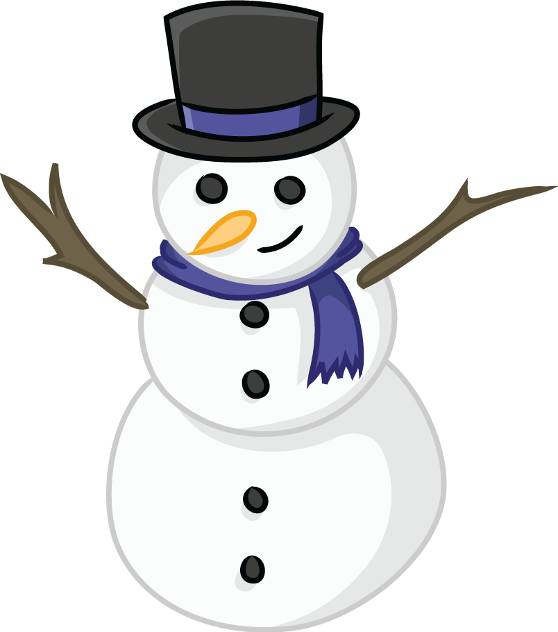 Free To Use Amp Public Domain Snowman Clip Art Page 2