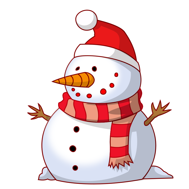 Free To Use Amp Public Domain Snowman Clip Art Page 3