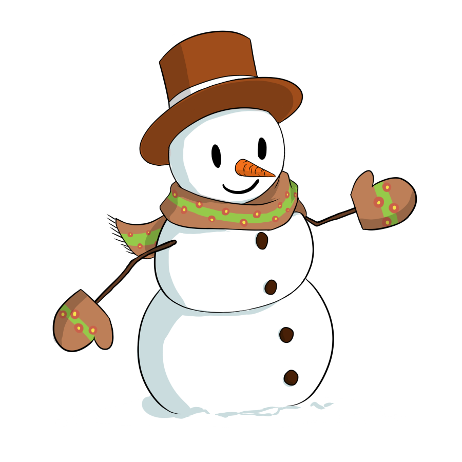 Free To Use Amp Public Domain Snowman Clip Art Page 4