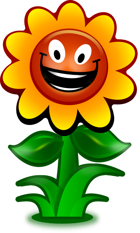 Free To Use Amp Public Domain Sunflower Clip Art