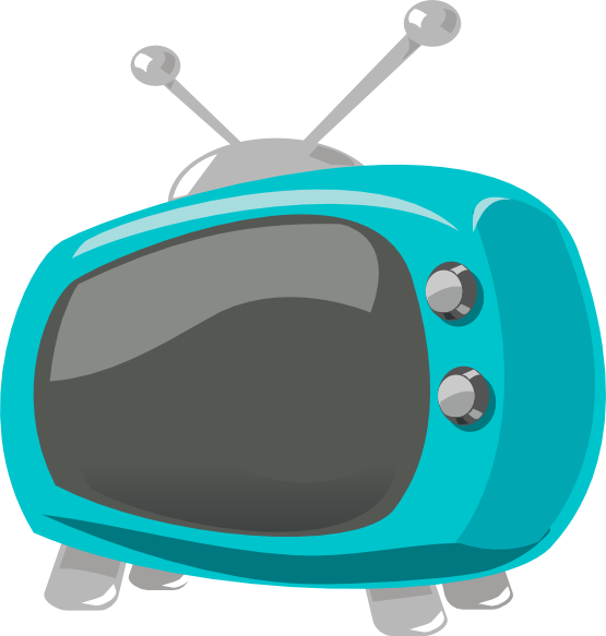 Free To Use Amp Public Domain Television Clip Art Page 3