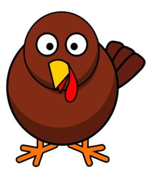 Free Turkey Clip Art Images To Download