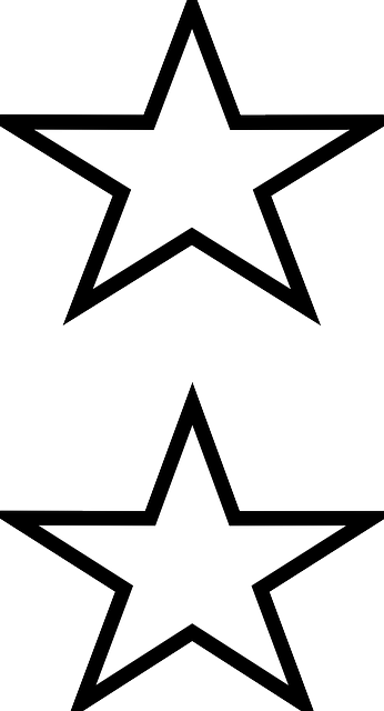 Free Vector Graphic Stars Shape Black Outline Free Image On