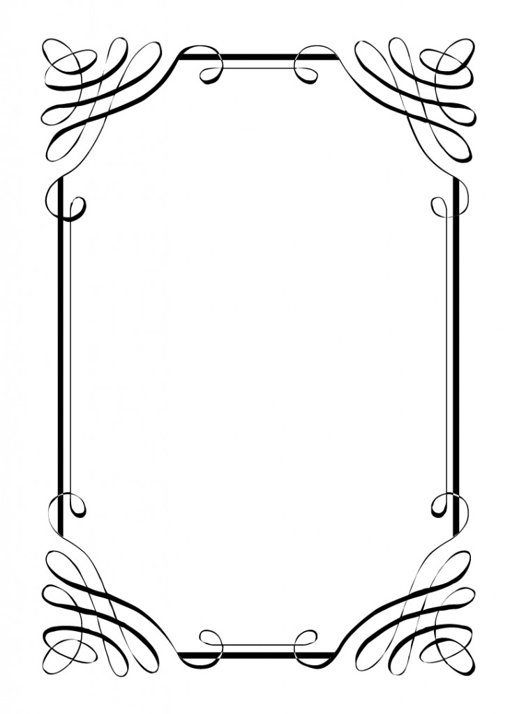 Free Wedding Borders