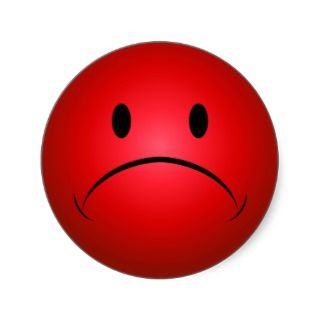 Frowny Face Clipart Free Clip Art Images