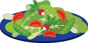 Clip Art Salad Clip Art best salad clipart 1698 clipartion com fruit plate free images